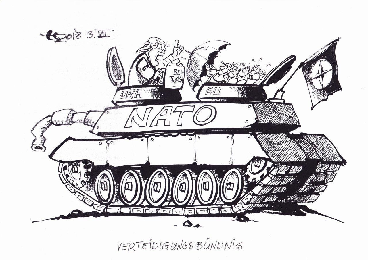 Verteidigungsbündnis