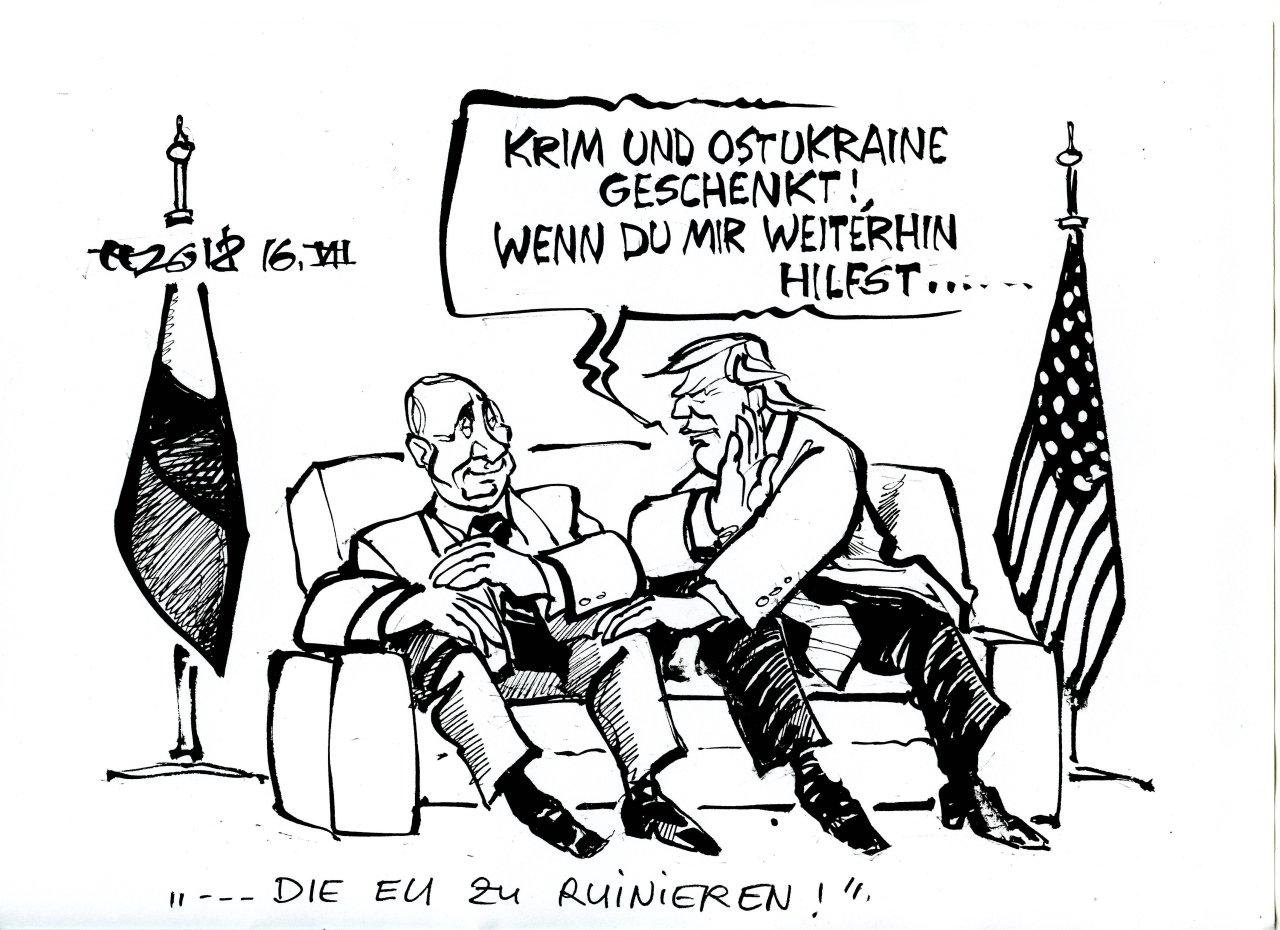 """""""... die EU zu ruinieren!"""""""