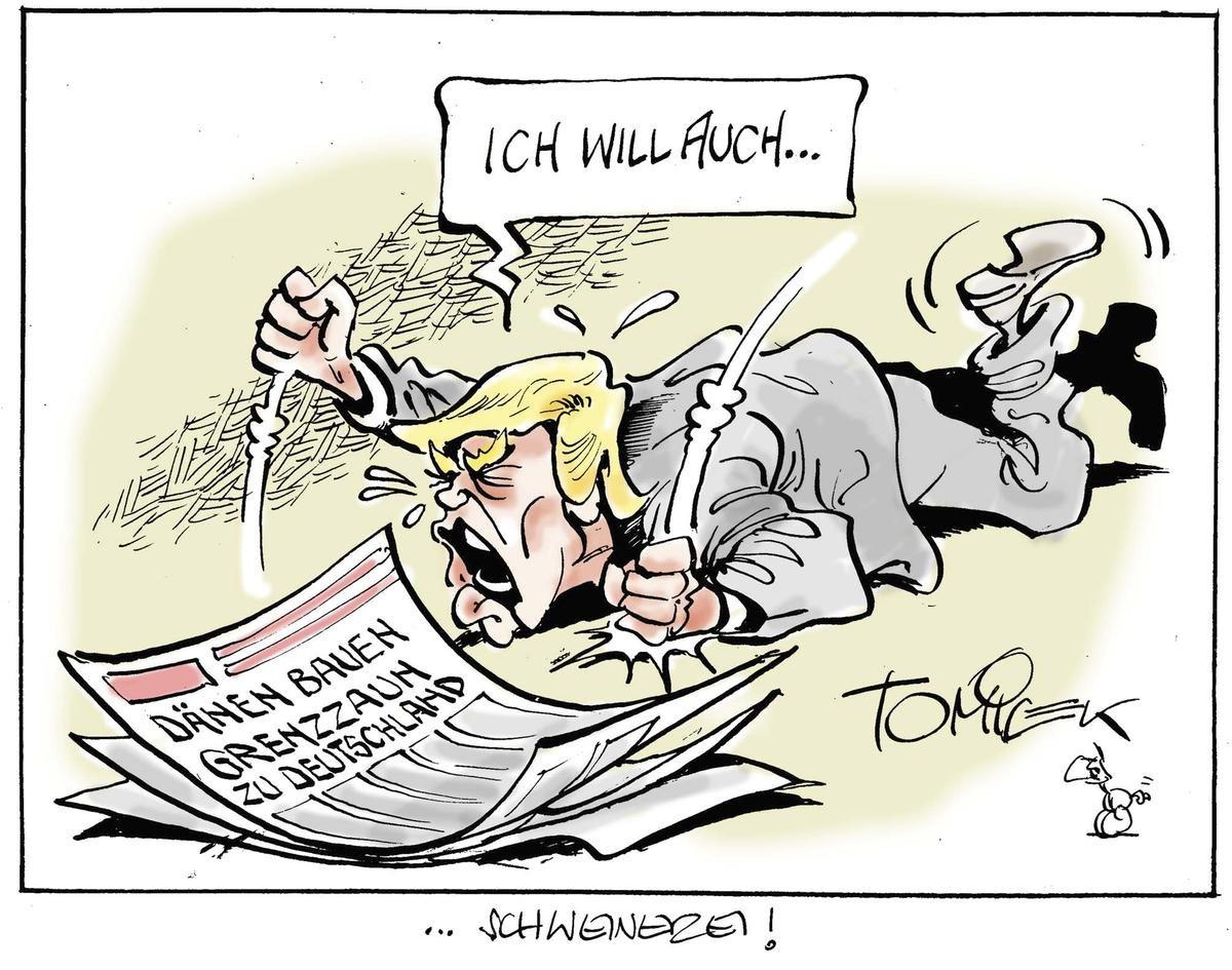 ... Schweinerei!