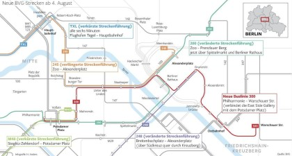 Flughafen Tegel Warum Der Txl Bus Nur Noch Bis Hauptbahnhof Fährt