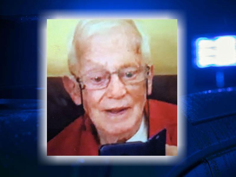 Der an Demenz erkrankte Walter Kahle wird vermisst.