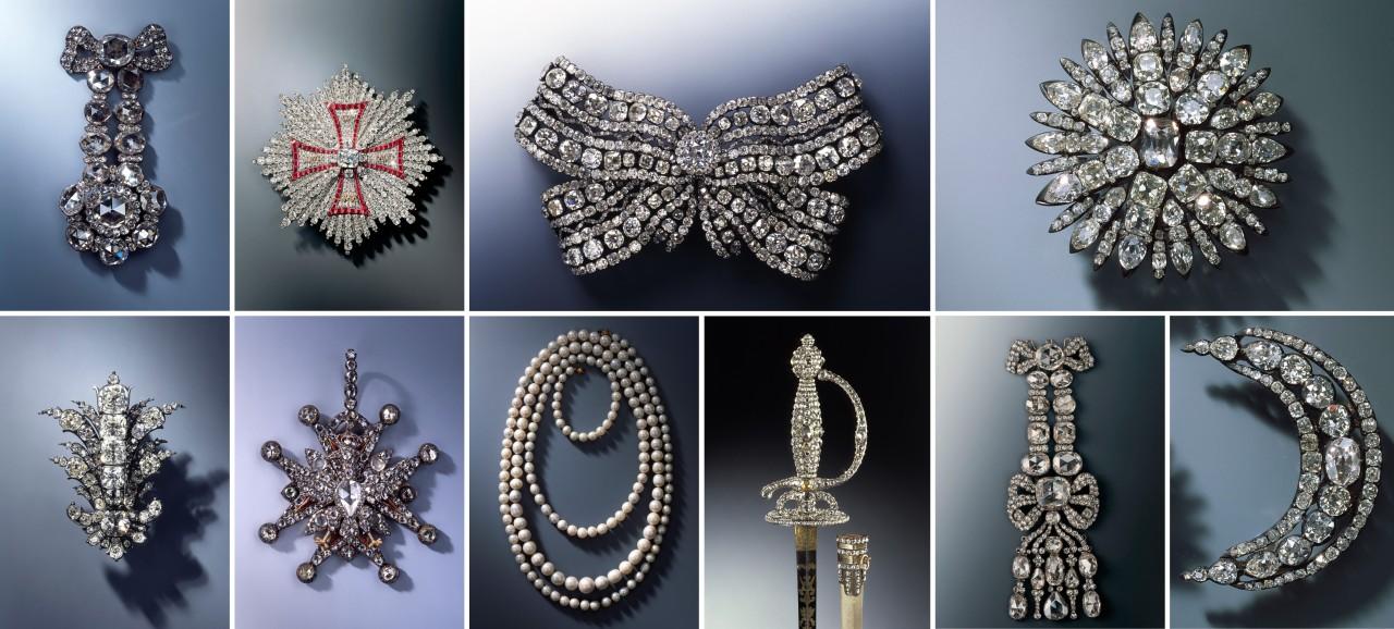 Im November 2019 stahlen Einbrecher Juwelen von unschätzbarem Wert aus dem Grünen Gewölbe in Dresden. Sie bleiben weiter verschwunden.