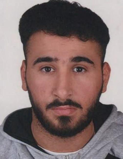 Nach Abdul Majed Remmo wird öffentlich gefahndet.
