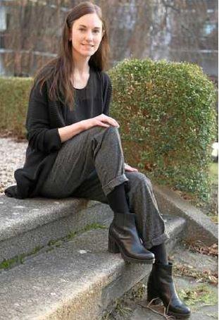 Geht mit ihren Patienten spazieren: Franziska Liedtke.