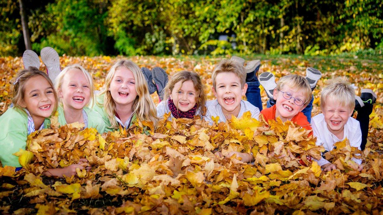Lachende Kinder – die schöneste Währung der Welt.