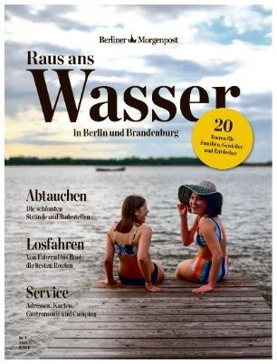 """Unser neues Magazin """"Raus ans Wasser in Berlin und Brandenburg"""" ist jetzt im regionalen Handel erhältlich und kann im Morgenpost-Shop unter shop.morgenpost.de bestellt werden. Für Abonnenten der Berliner Morgenpost kostet es dort nur 7,90 Euro (sonst 8,90 Euro) zzgl. Versand."""