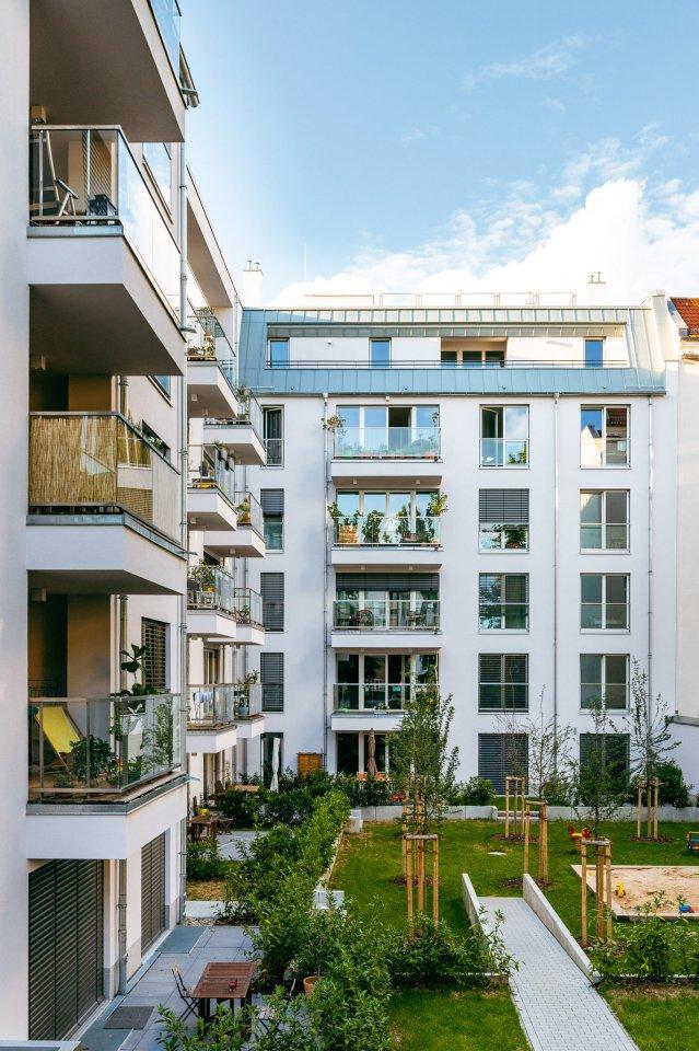 Die W&N Immobilien-Gruppe setzt Wohnungsbauprojekte in Berlin um. Eines davon, kürzlich fertiggestellt und vollständig verkauft: Jessnerstraße 27 in Friedrichshain.