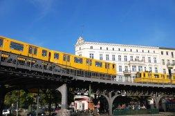 U-Bahn am Schlesischen Tor