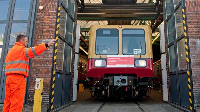 Oralverkehr Berliner S Bahn