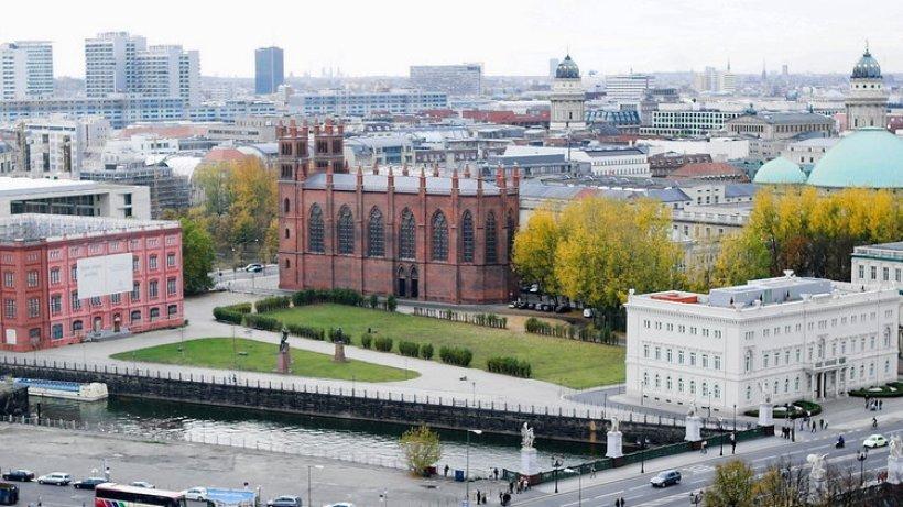 nobelviertel entsteht auf altem ddr parkplatz berlin. Black Bedroom Furniture Sets. Home Design Ideas