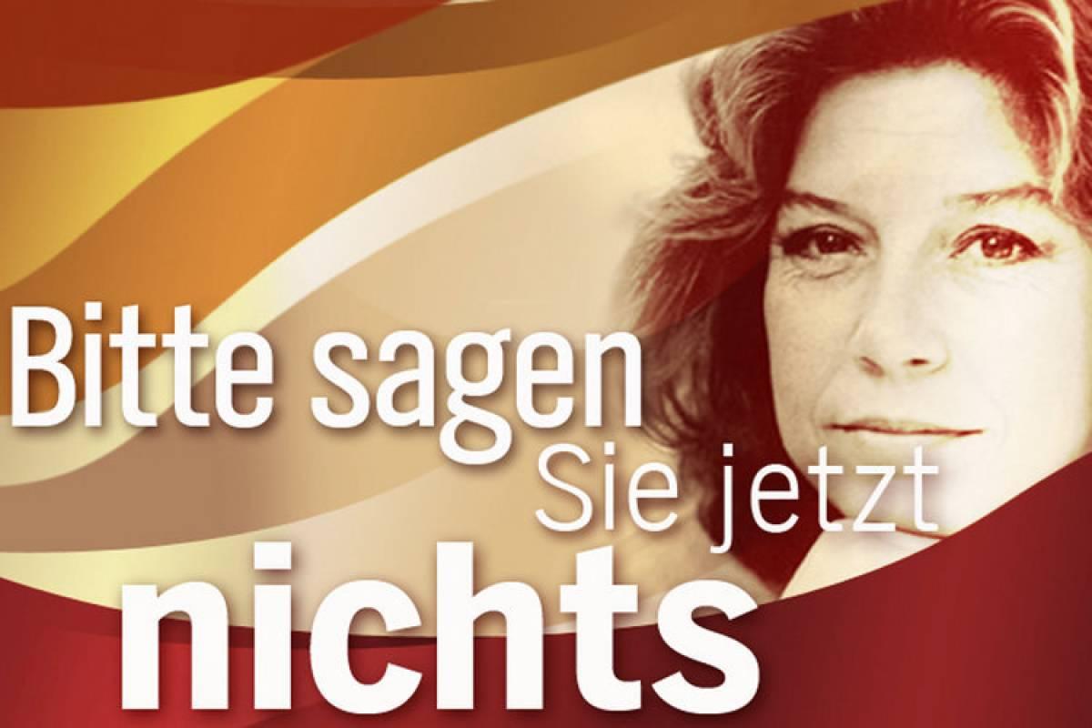 Die Unberührbare Evelyn Hamann Berliner Morgenpost