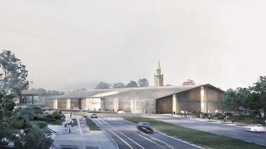 Museum der Moderne: Architekt kritisiert Siegerentwurf. Kollegen sind zurückhaltend