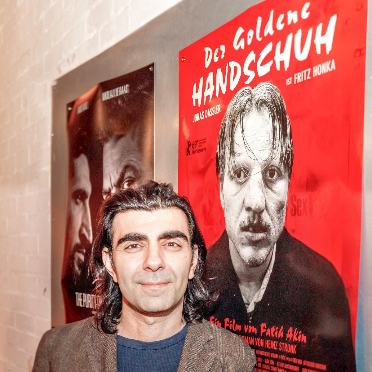"""Fatih Akin """"Honka war eine Angstfigur meiner Kindheit""""   Berliner ..."""