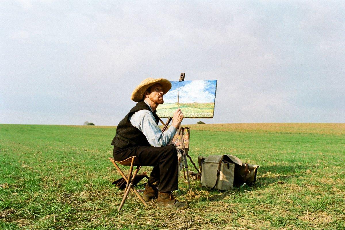 """Kongenialer Film eines Malers über einen Maler: """"van Gogh"""""""