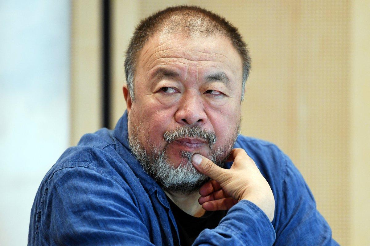 """Ai Weiwei: """"Mein Herz hat Berlin verlassen, mein Körper ist noch da"""""""