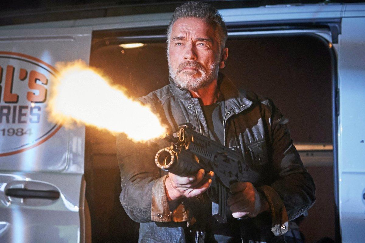 """""""Terminator: Dark Fate"""": Wiederkehr eines Auslaufmodells"""