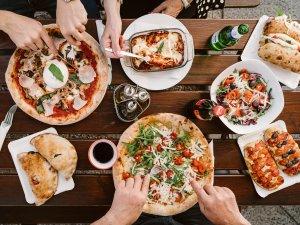 """Von Donnerstag an zeigen ausgewählte italienische Restaurants in der Hauptstadt bei der fünften """"True Italian Pizza Week"""" (Echt italienische Pizzawoche) wieder, was sie unter wahrer Pizza verstehen."""