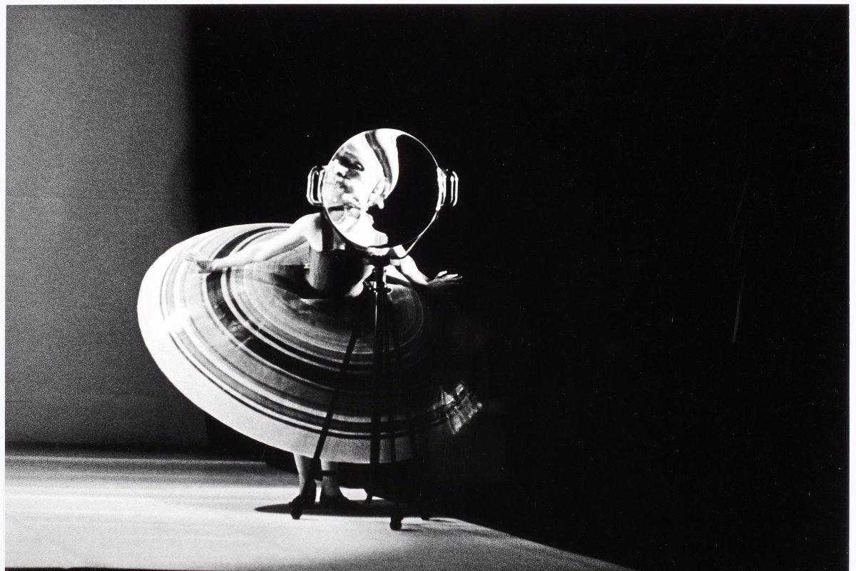 Anno Wilms: Entdeckung einer eigenwilligen Fotokünstlerin