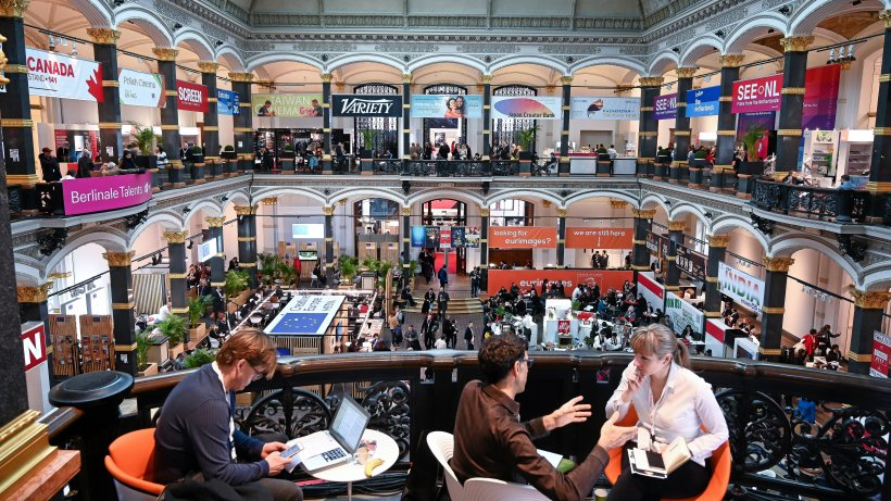European Film Market: Homebase und Meeting Point zugleich