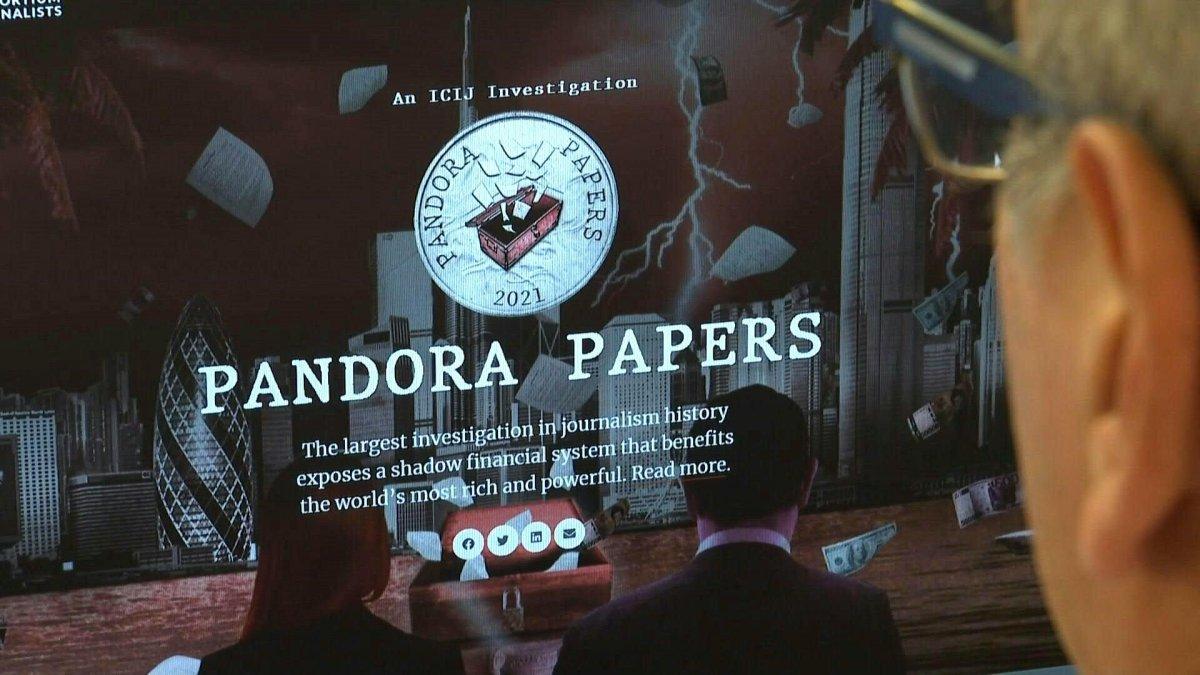 """Pandora Papers"""": Die geheimen Geschäfte von Politikern und Prominenten - Berliner Morgenpost"""