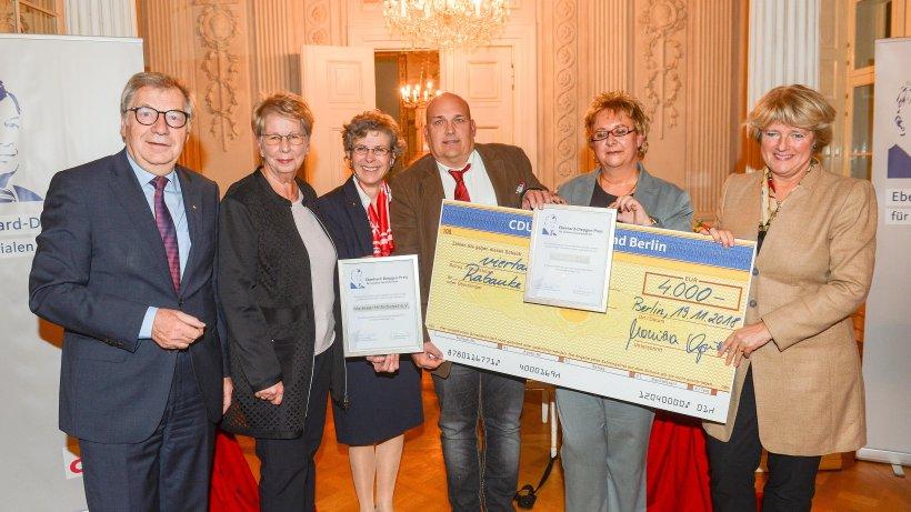 Diepgen-Preis wird erstmals verliehen