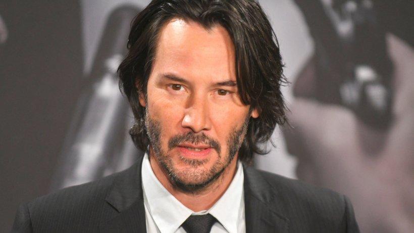 """Keanu Reeves: """"Ich möchte gerne in Berlin drehen"""" - Leute ..."""