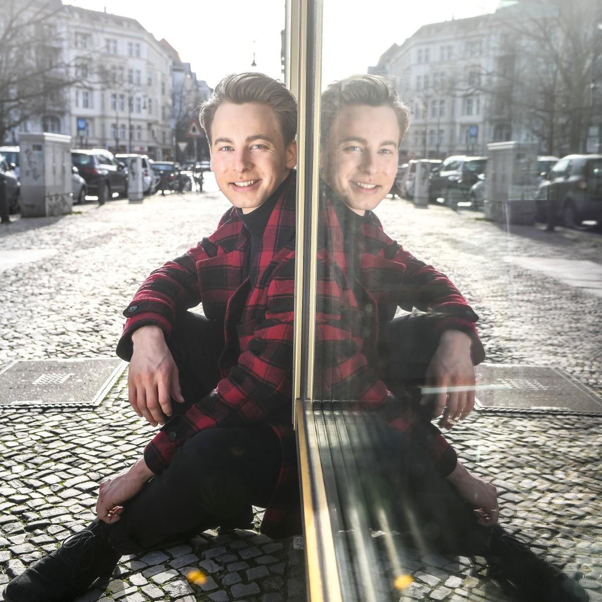 Trinks nackt timmi German actor