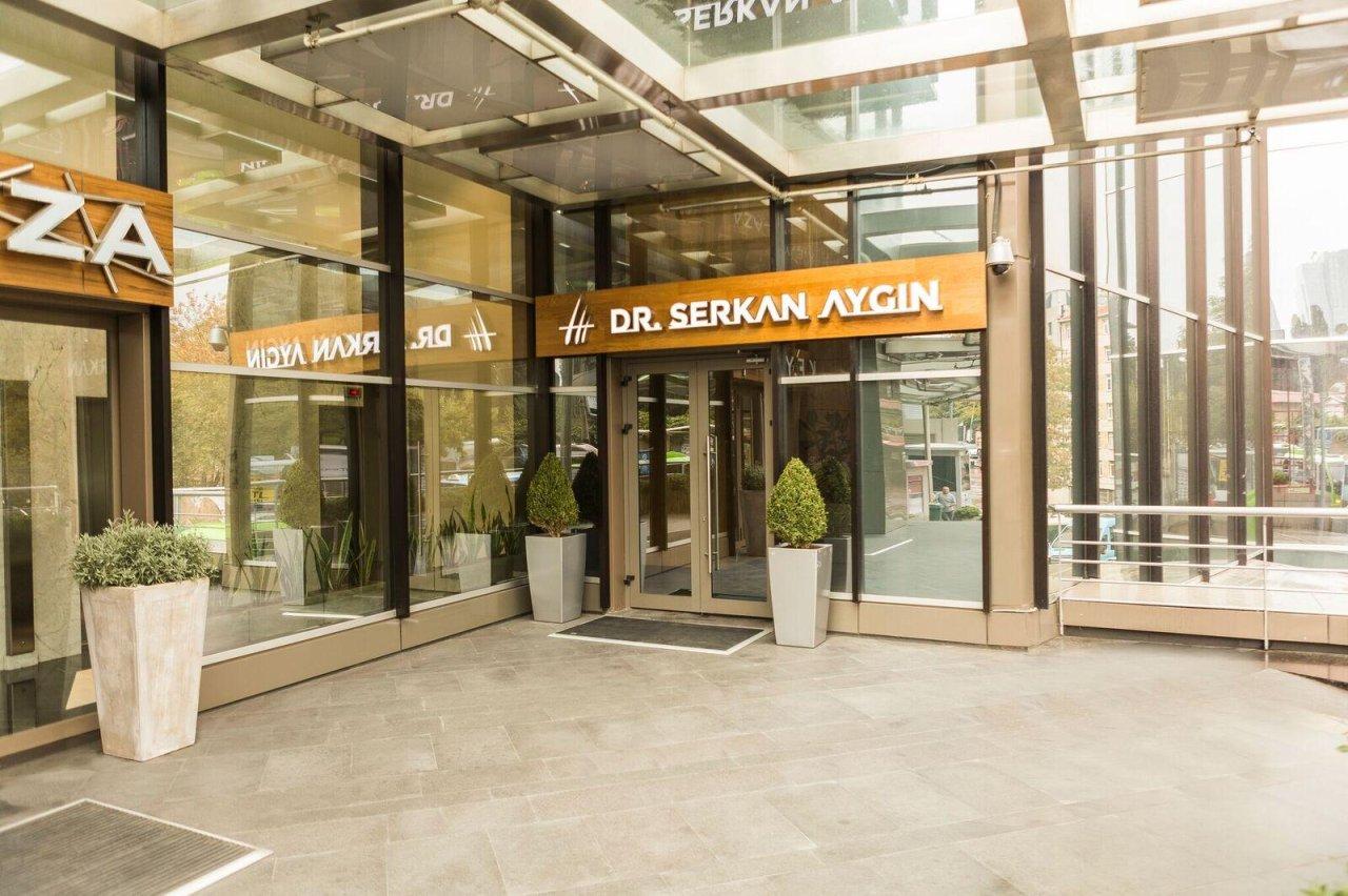 Die Dr. Serkan Aygin Clinic in Istanbul
