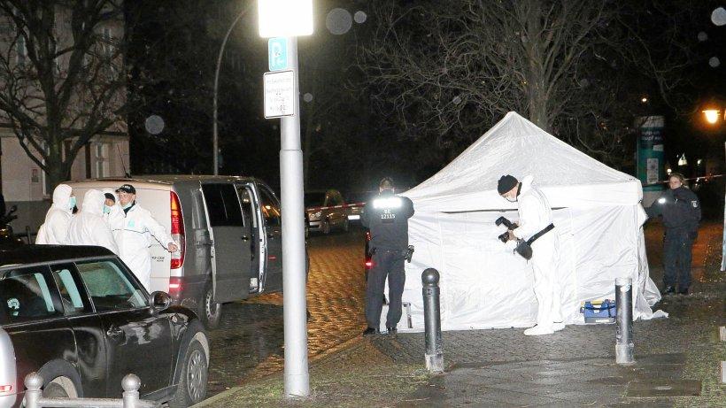 Tote Obdachlose in Mitte: Polizei prüft Zeugenhinweise