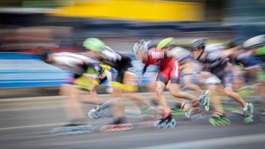 Berlin-Marathon der Inlineskater (Archivbild 2015)
