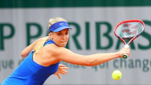 Tennis-Spielerin Sabine Lisicki