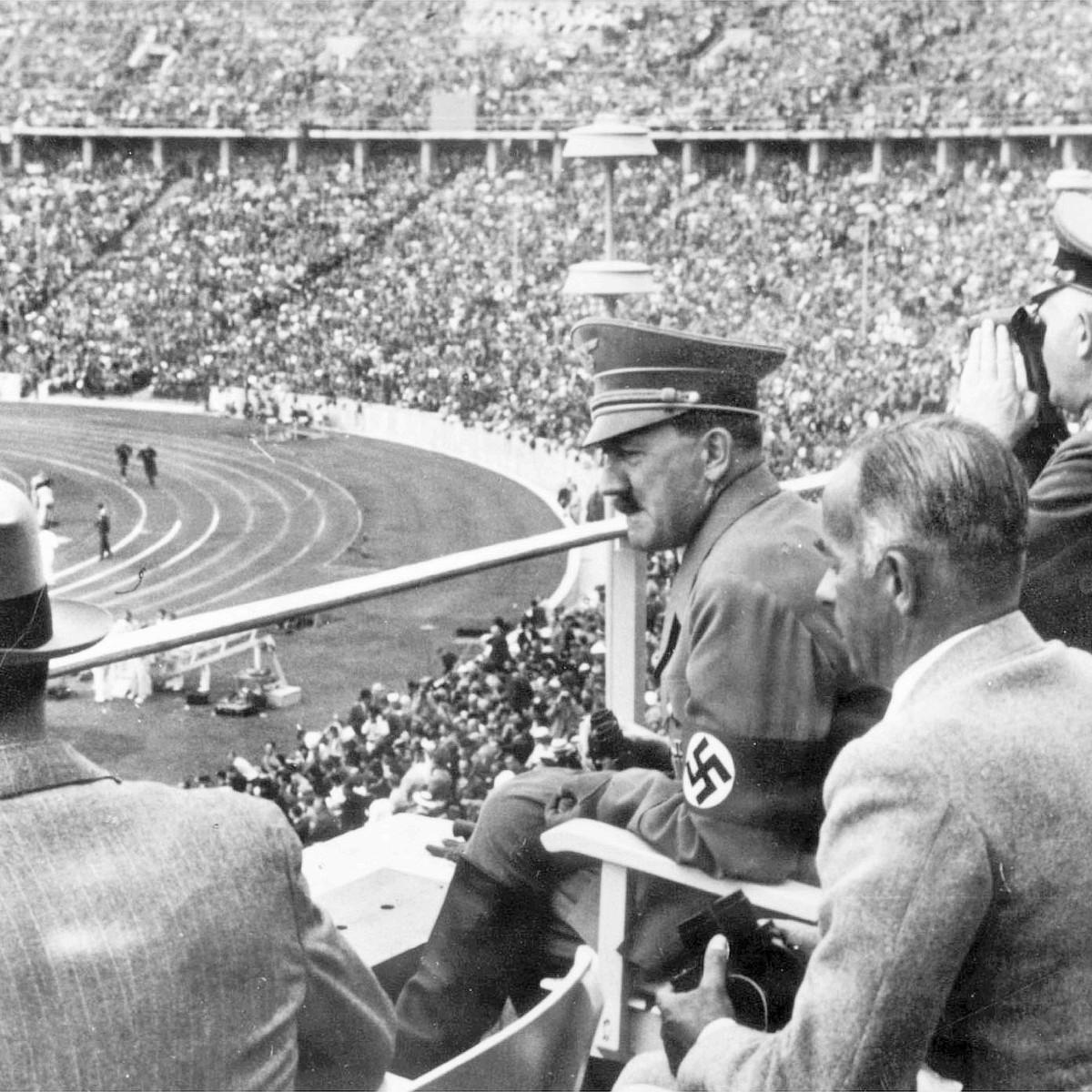 Olympische Spiele In Berlin Propaganda Und Spektakel Berliner Morgenpost