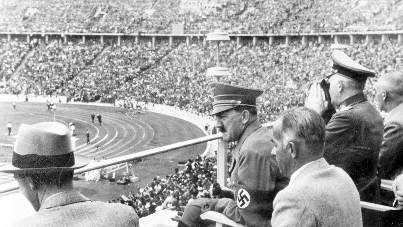 olympische spiele in berlin  propaganda und spektakel