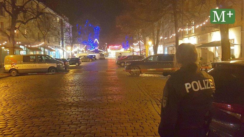 Bombenalarm Potsdam