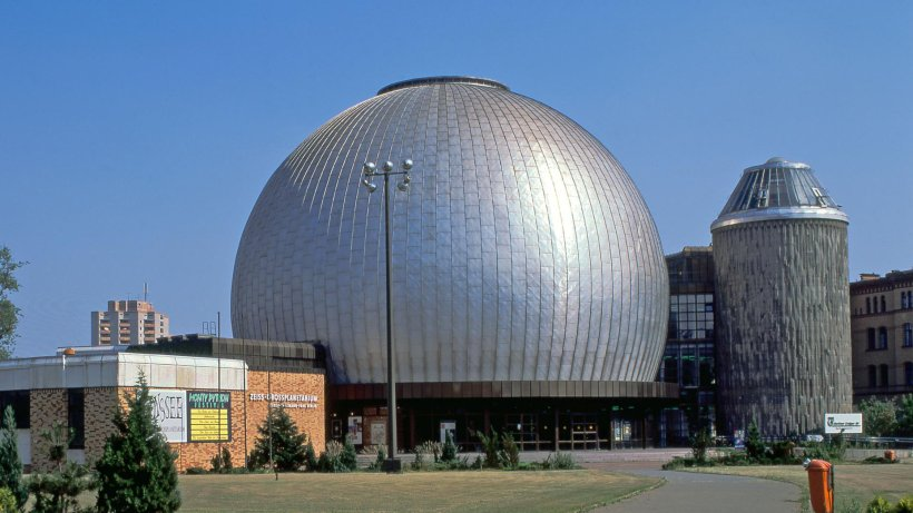 Planetarium Berlin Programm