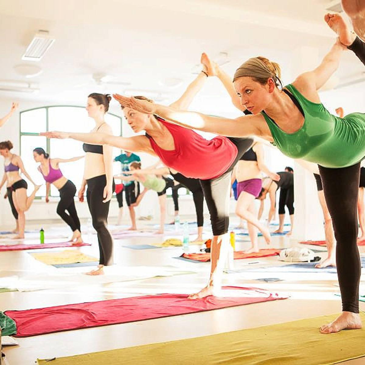 Gericht Yogakurs In Pankow Zahlt Als Bildungsurlaub Berliner Morgenpost