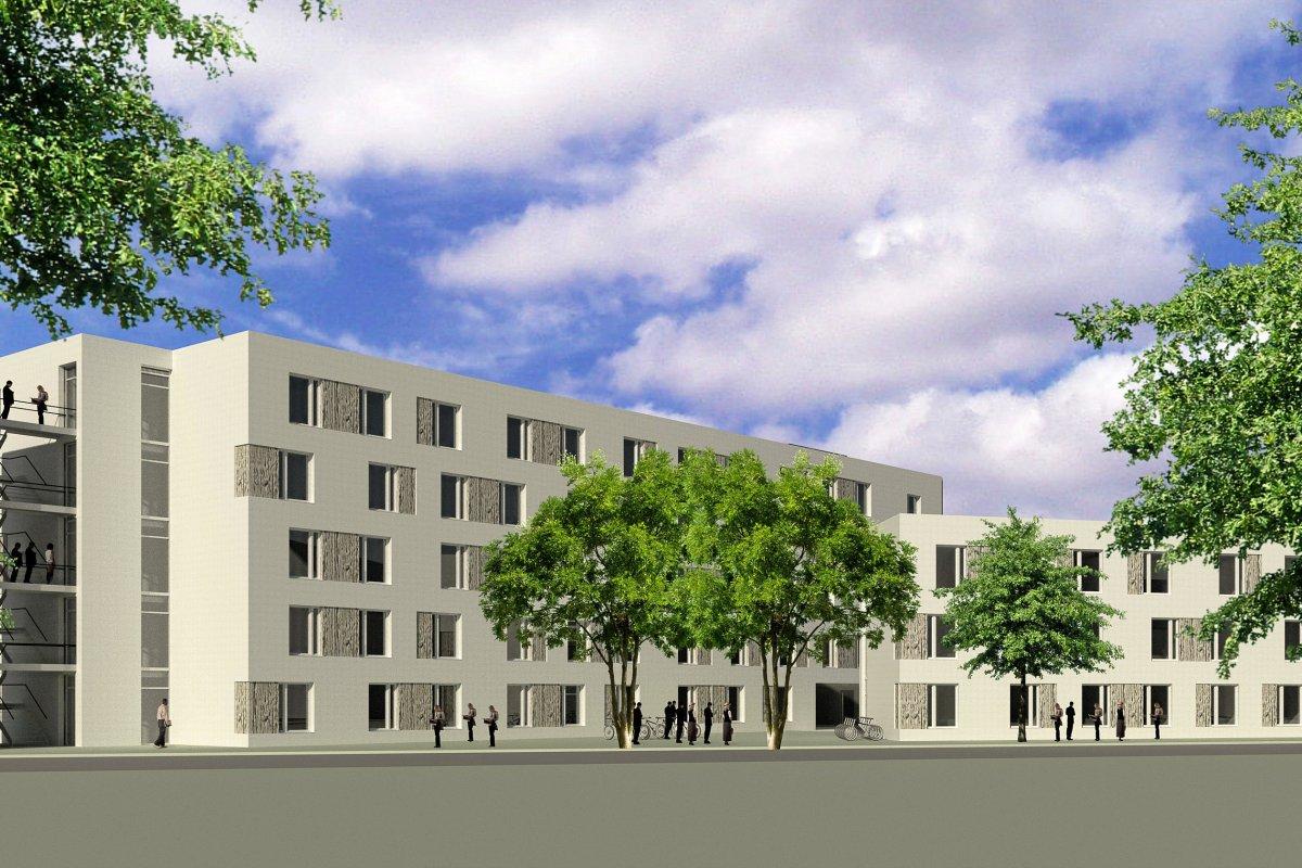 Berlinovo baut 450 Wohnungen für Studenten