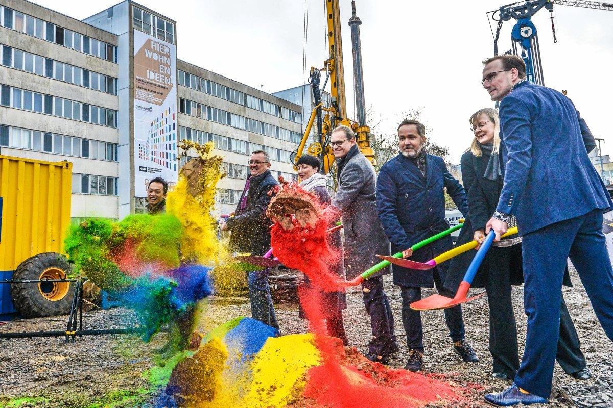 Wohnen in Berlin: Neues Quartier für 450 Studenten in Pankow