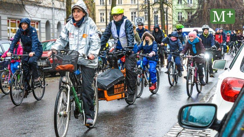 20 Fahrradstraßen: Pankow wird Vorreiter bei Verkehrswende