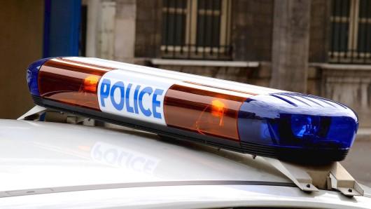 Polizeiwagen in Paris (Symboldbild)