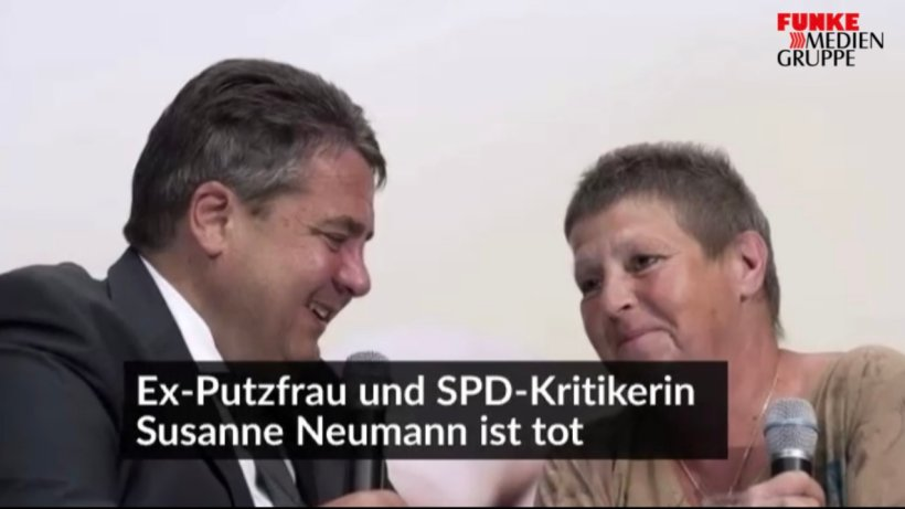 Spd Susanne Neumann Dead Urn To Be Buried Under A Tree Politics