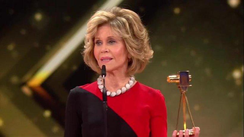 Jane Fonda Goldene Kamera