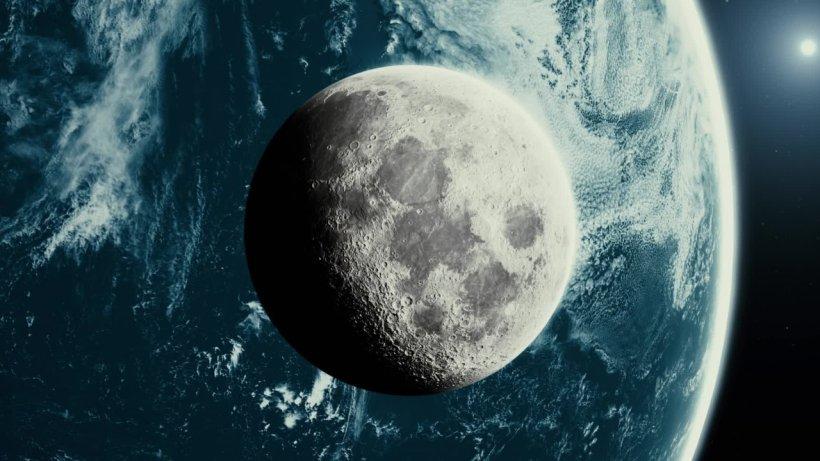 China Auf Dem Mond