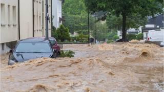 Wetter: Wohin das Unwetter in Deutschland jetzt zieht - Berliner Morgenpost