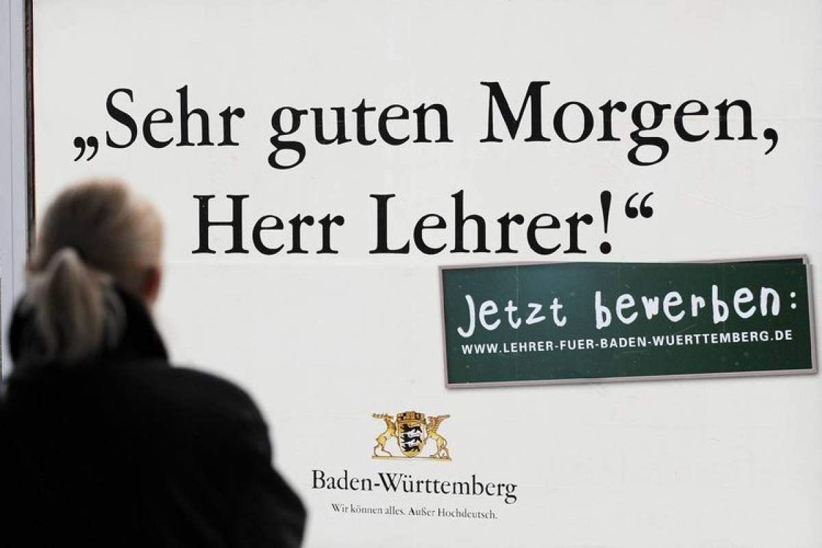 Reiche Länder Locken Lehrer Mit Beamtenstatus Berliner
