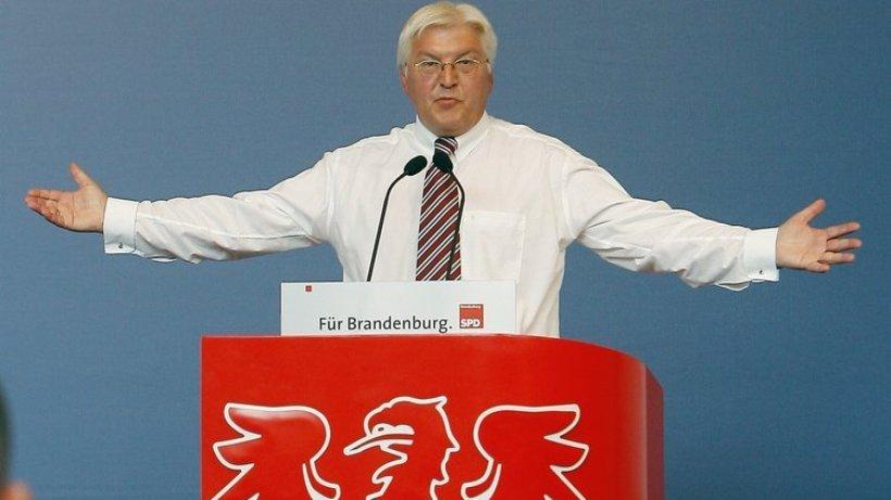 Steinmeier Kanzlerkandidat 2021