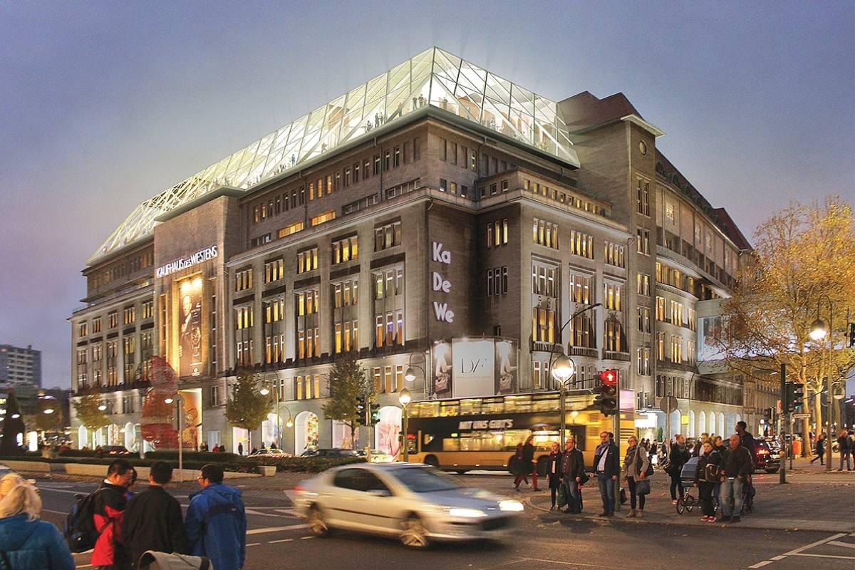 110 Jahre Kaufhaus des Westens: Das KaDeWe erfindet sich