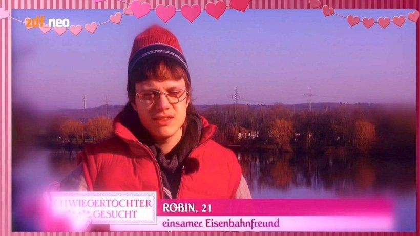 Robin Schwiegertochter Gesucht