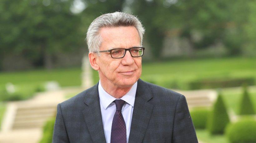 Thomas De Maizière Wohnort