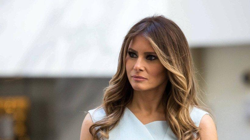 First Lady Melania Trump  Frau Ohne Eigenschaften - Us -2274